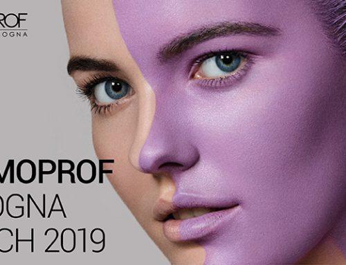 COSMOPROF WORLDWIDE BOLOGNA EDITION 2019